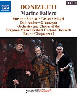 CD Opera Bruno Cinquegrani